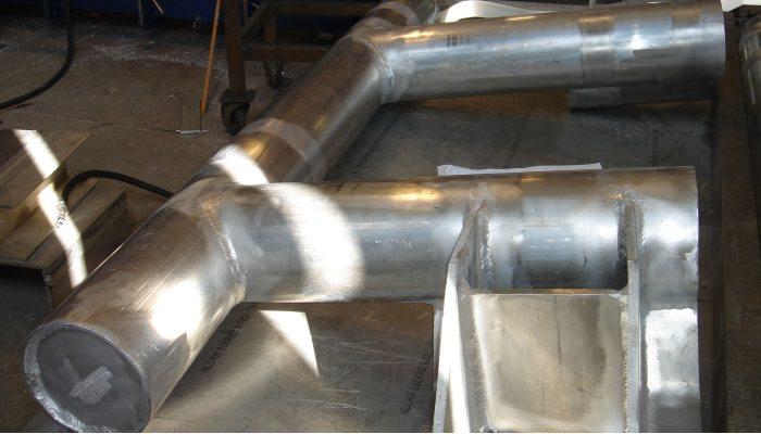Sottogruppo Struttura Alluminio