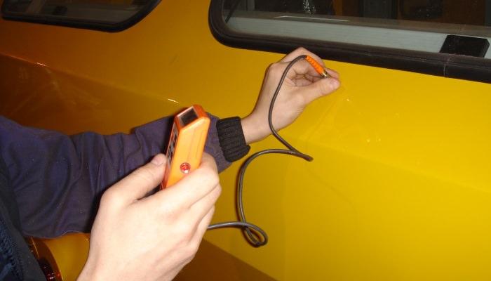 Spessimetro Controllo Verniciatura